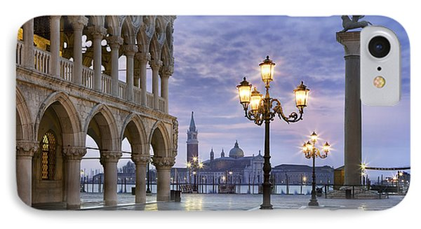 Piazza San Marco - Venice IPhone Case