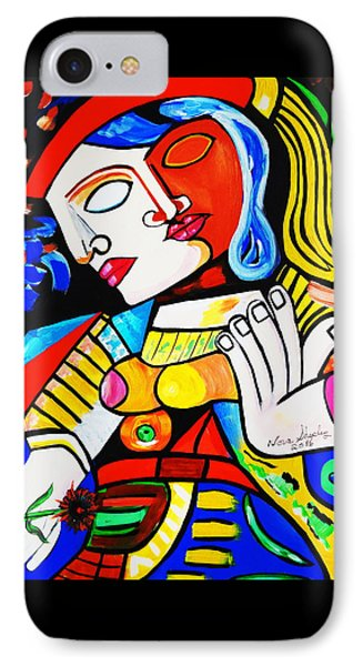 Picasso By Nora Turkish Man IPhone Case