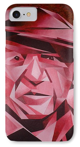 Picasso Portrait The Rose Period IPhone Case by Tracey Harrington-Simpson