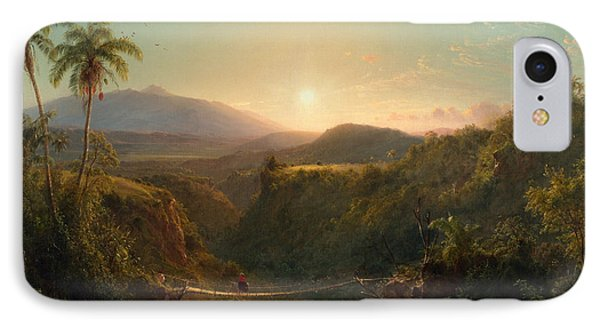 Pichincha IPhone Case by Frederic Edwin Church