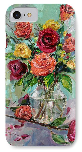 IPhone Case featuring the painting Picked For You by Jennifer Beaudet