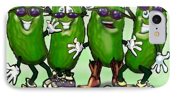 Pickle Party IPhone Case