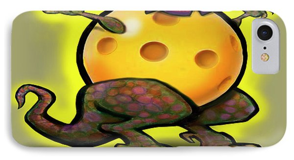 Pickleball Beast Phone Case by Kevin Middleton
