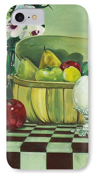 Picnic IPhone Case by Jane Autry