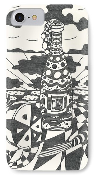 Picnic IPhone Case by Melinda Dare Benfield