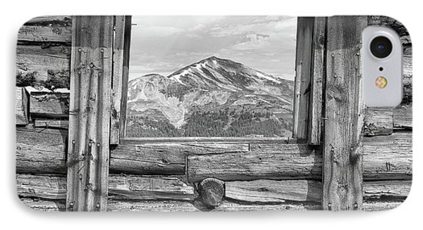 IPhone Case featuring the photograph Picture Window #2 by Eric Glaser