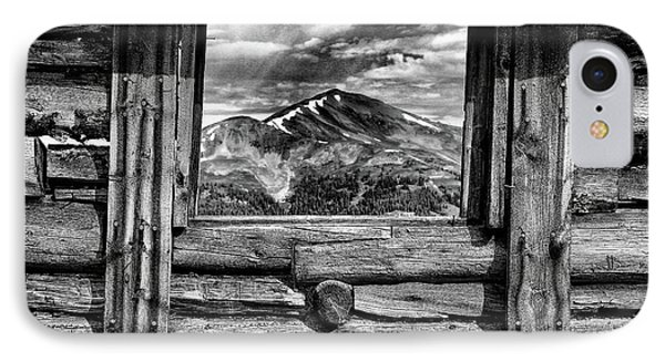 IPhone Case featuring the photograph Picture Window #3 by Eric Glaser