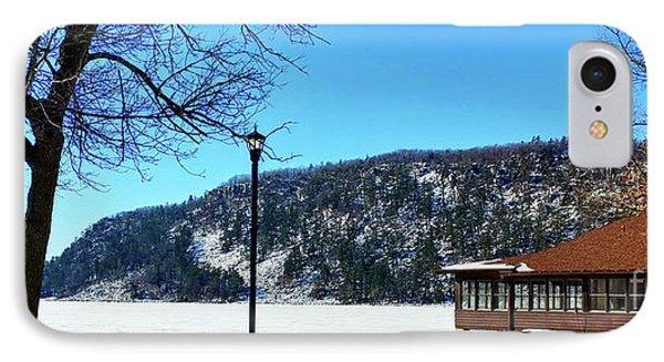 Picturesque Devil's Lake Phone Case by Ricky L Jones