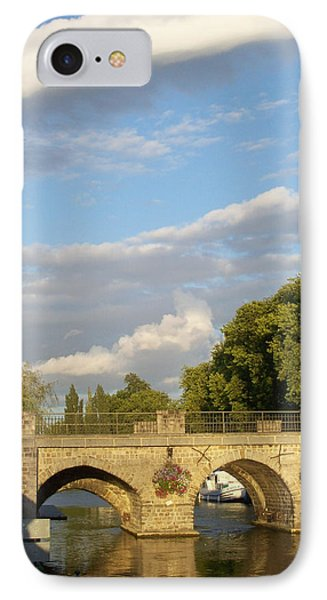 IPhone Case featuring the photograph Picturesque by Mary Mikawoz