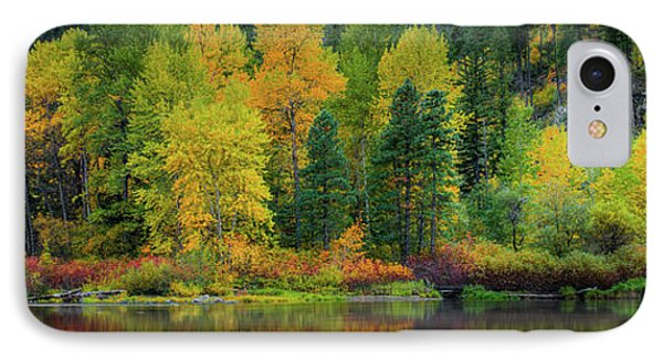 IPhone Case featuring the photograph Picturesque Tumwater Canyon by Dan Mihai