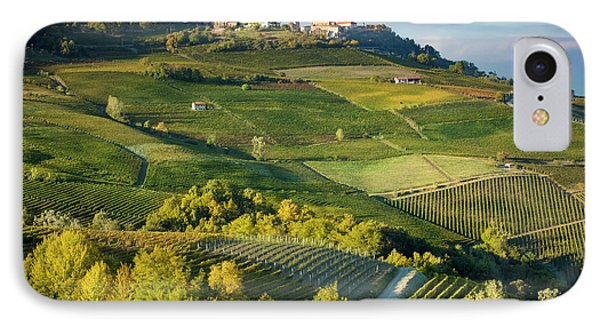IPhone Case featuring the photograph Piemonte Countryside by Brian Jannsen