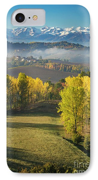 IPhone Case featuring the photograph Piemonte Morning by Brian Jannsen