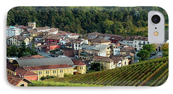 IPhone Case featuring the photograph Piemonte Panoramic by Brian Jannsen