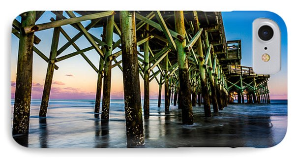 Pier Perspective IPhone Case