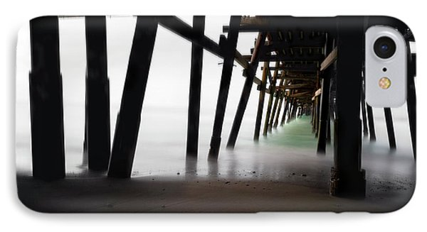 IPhone Case featuring the photograph Pier Pressure by Sean Foster