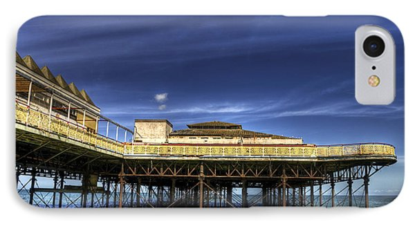 Pier Structure Phone Case by Svetlana Sewell