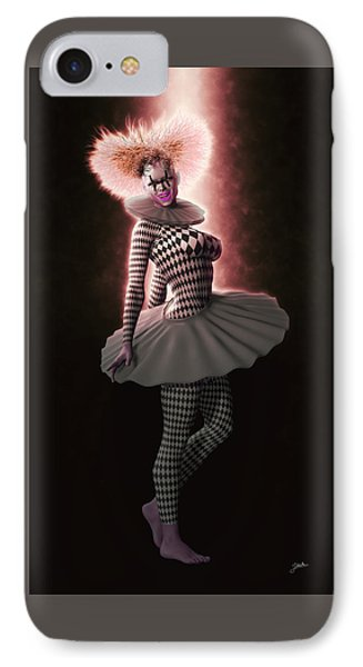 Pierrette From New York IPhone Case