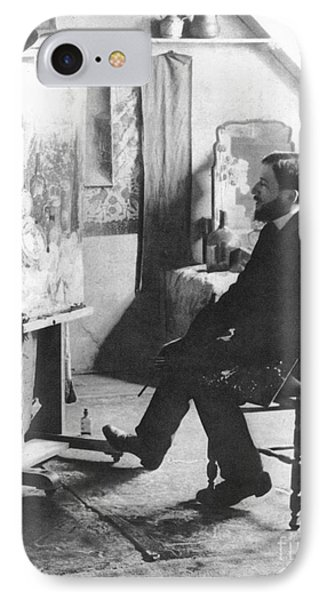Piet Mondrian (1872-1944) Phone Case by Granger