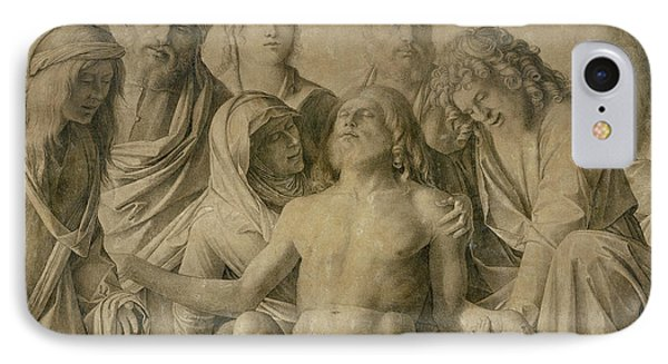 Pieta Phone Case by Giovanni Bellini