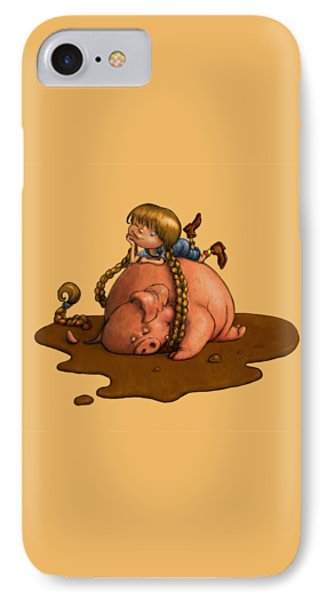 Pig Tales IPhone Case