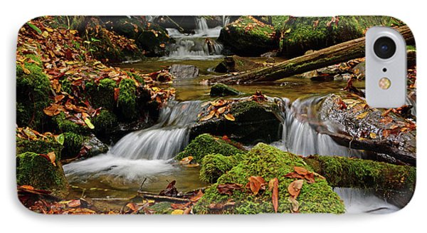 Pigeon Creek Cascades IPhone Case