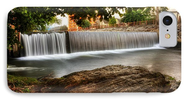 Pigeon River At Old Mill IPhone Case
