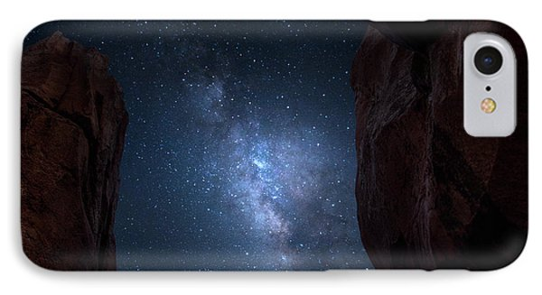 Pike National Forest Milky Way IPhone Case