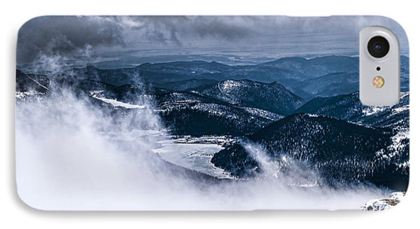IPhone Case featuring the photograph Pikes Peak by Anthony Baatz