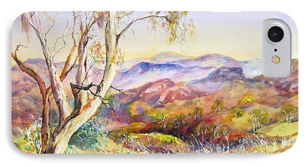 Pilbara, Hamersley Range, Western Australia. IPhone Case
