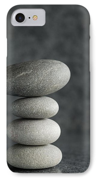 Pile Of Pebbles II IPhone Case by Marco Oliveira