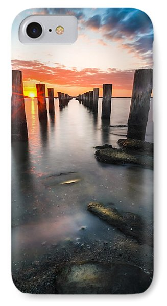 Pilling Up IPhone Case by Marvin Spates