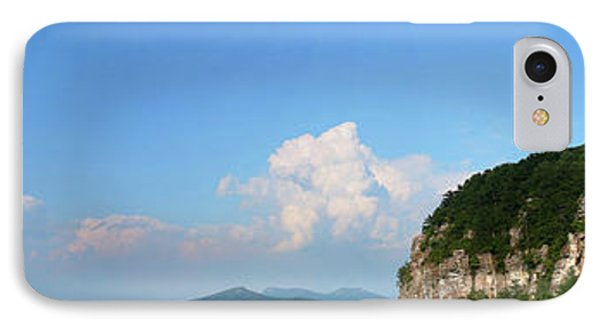 Pilot Mountain IPhone Case by Brian Cole
