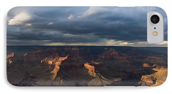 IPhone Case featuring the photograph Pima Point Panorama by Beverly Parks