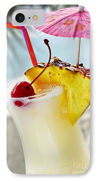 Pina Colada IPhone Case by Elena Elisseeva