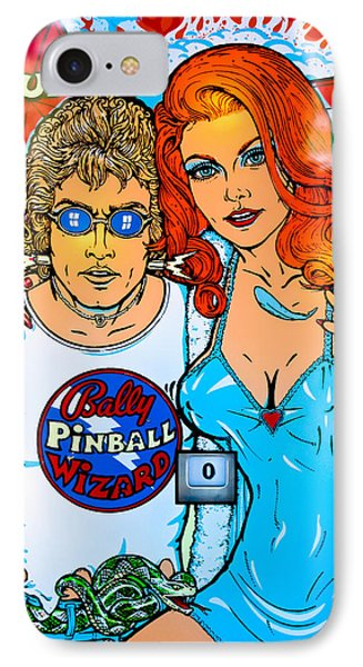 Pinball Wizard IPhone Case by Colleen Kammerer