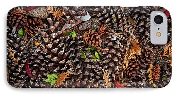 Pine Cones IPhone Case