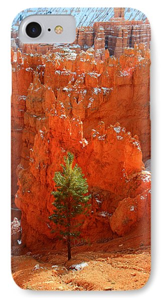 Pine Hoodoos At Bryce Canyon Phone Case by Pierre Leclerc Photography