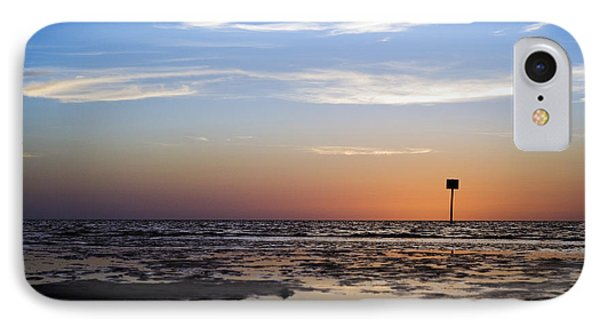 Pine Island Sunset IPhone Case by Beverly Stapleton
