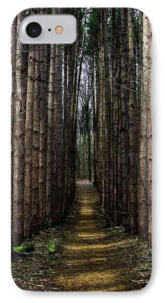 Pine Path  IPhone Case