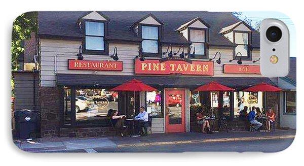 Pine Tavern IPhone Case