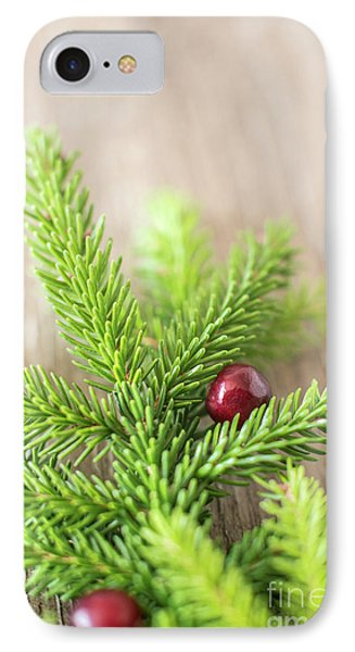 Pine Tree Needles IPhone Case by Taylor Martinsen