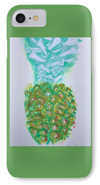 Pineal Pineapple IPhone Case by Contemporary Michael Angelo