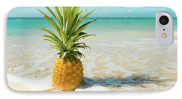 IPhone Case featuring the photograph Pineapple Beach by Sharon Mau