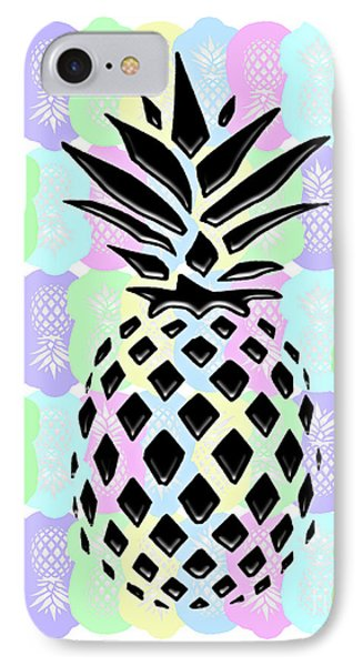 Pineapple Collage IPhone 7 Case