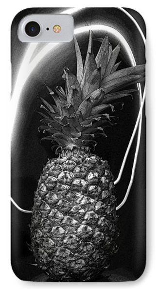 IPhone Case featuring the photograph Pineapple by Jim Mathis