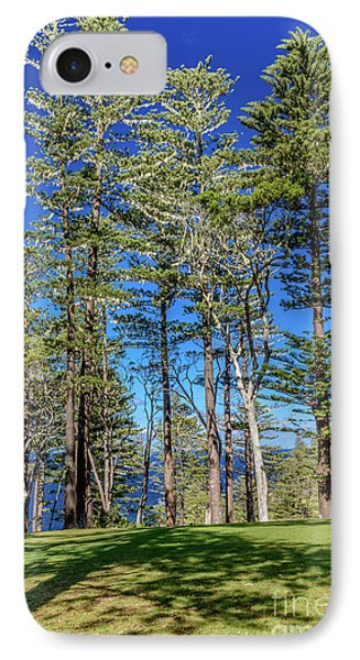 IPhone Case featuring the photograph Pines by Werner Padarin