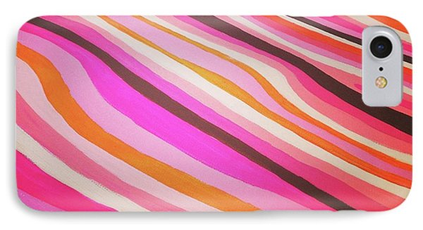 Pink Alleys  Phone Case by Margalit Romano