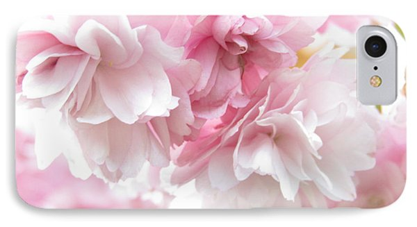 Pink April IPhone Case
