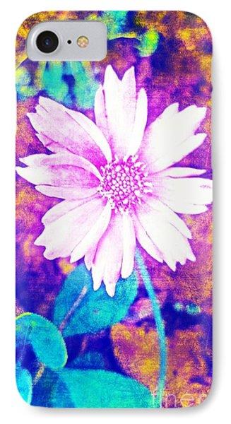 Pink Bloom IPhone Case by Rachel Hannah