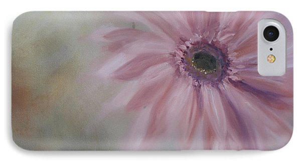 IPhone Case featuring the painting Pink Daisies by Donna Tuten